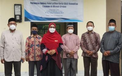 Dr. Hj. Netty Prasetyani, M.Si Resmikan BLK Komunitas Yayasan Al-Hikmah Cirebon