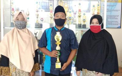 MA Al-Hikmah Putra Raih Juara I Lomba Student Action Tingkat Kabupaten Cirebon