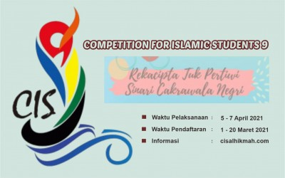 Competition For Islamic Students Kembali Hadir